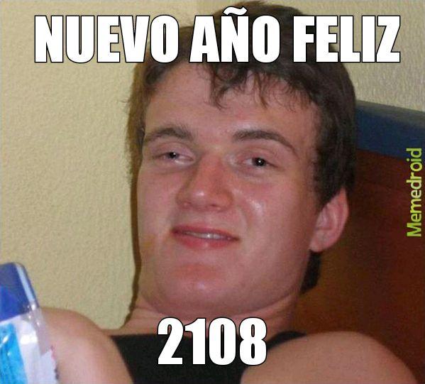 stoner stanley año nuevo fiesta nochevieja meme